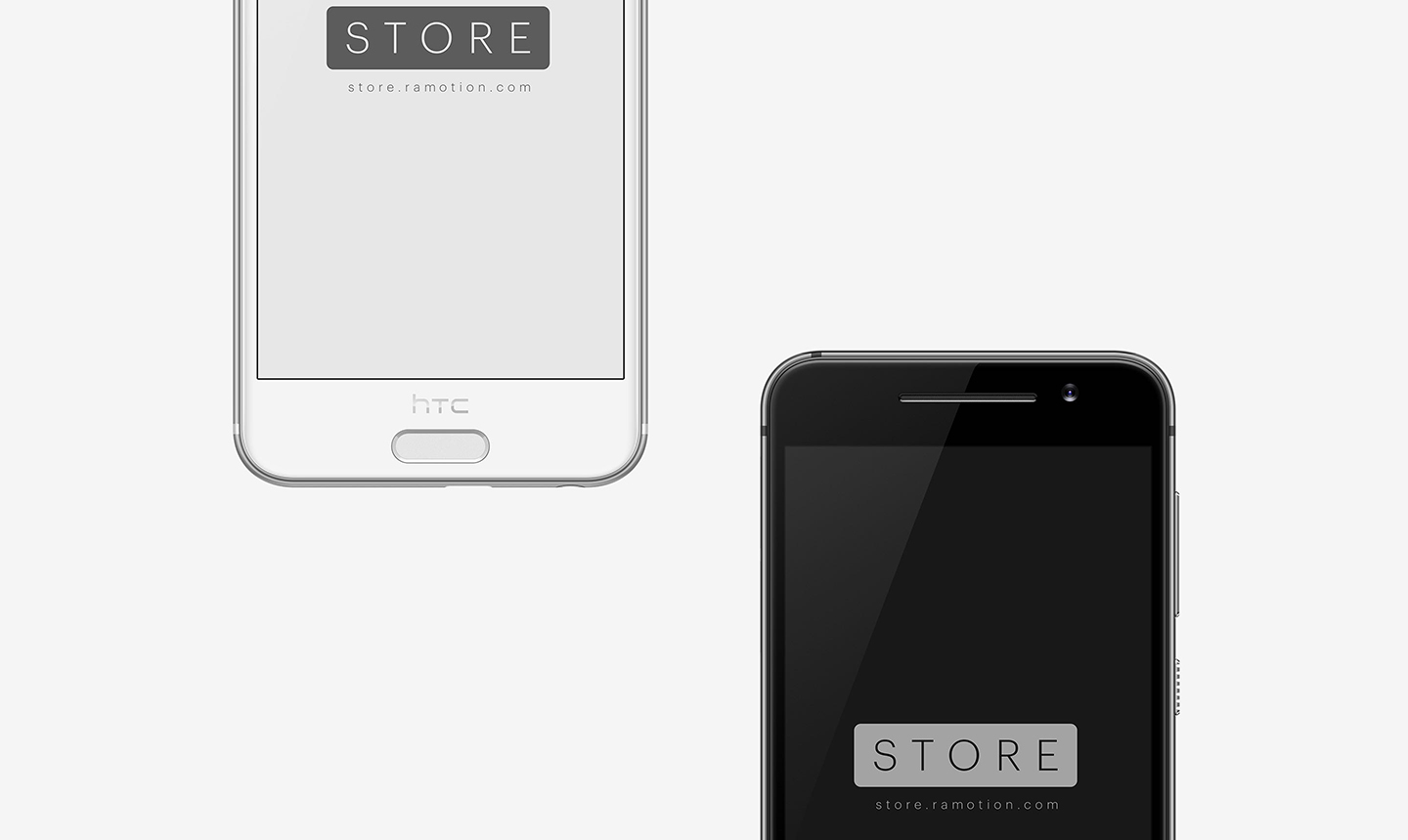 HTC One A9 6 Mockups - PSD Templates