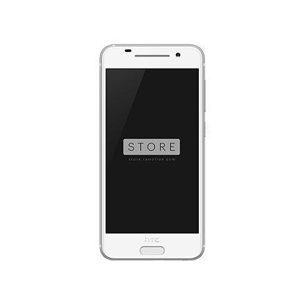 htc one a9 mockup frontal white